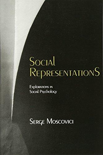 9780745622262: Social Representations: Studies in Social Psychology