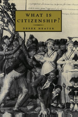 9780745622309: What Is Citizenship