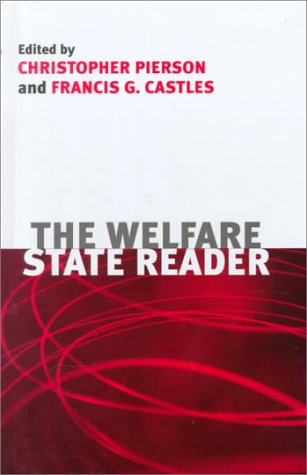 9780745622521: The Welfare State: A Reader