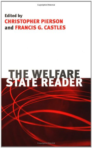 9780745622538: The Welfare State: A Reader