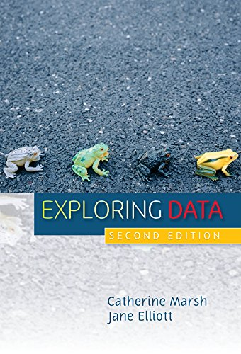 9780745622835: Exploring Data: An Introduction to Data Analysis for Social Scientists