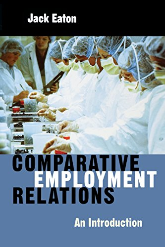 9780745622934: Comparative Employment Relations: An Introductioin