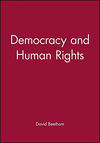 9780745623153: Democracy and Human Rights