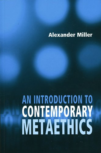 9780745623443: An Introduction to Contemporary Metaethics