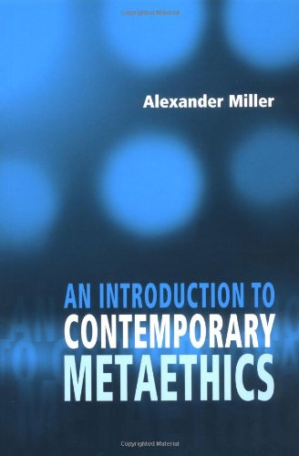 9780745623450: An Introduction to Contemporary Metaethics