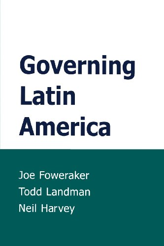 9780745623726: Governing Latin America