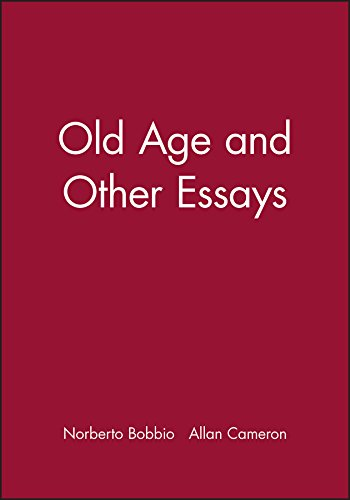9780745623863: Old Age and Other Essays