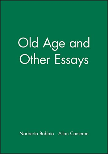 9780745623870: Old Age and Other Essays: The Evolution of an Idea