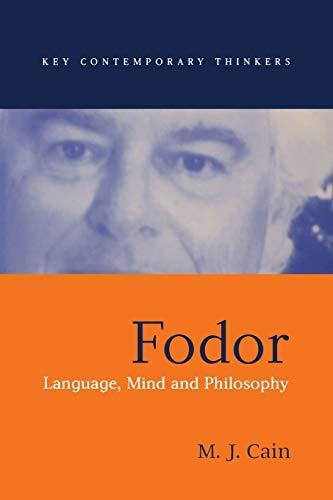 9780745624730: Fodor: Language, Mind, and Philosophy