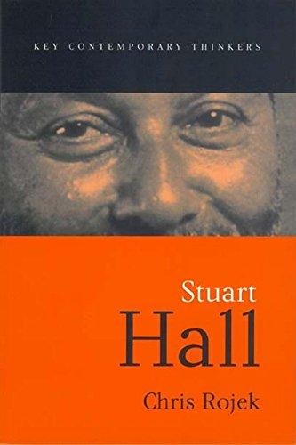 9780745624808: Stuart Hall (Key Contemporary Thinkers)