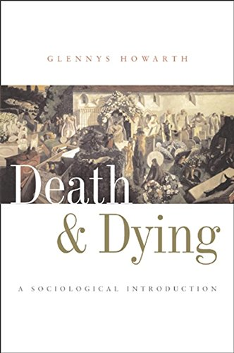 9780745625348: Death and Dying: A Sociological Introduction