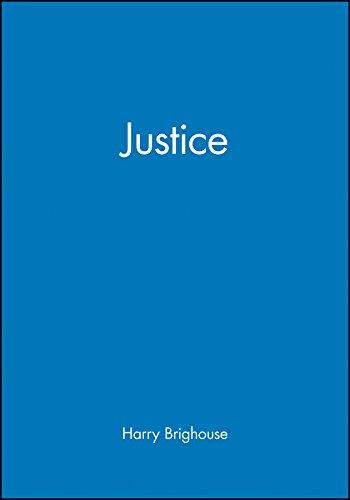 9780745625959: Justice (Key Concepts)