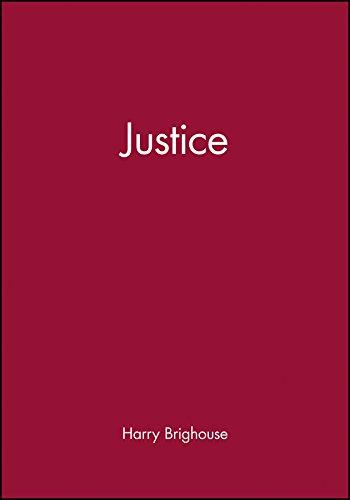 9780745625966: Justice