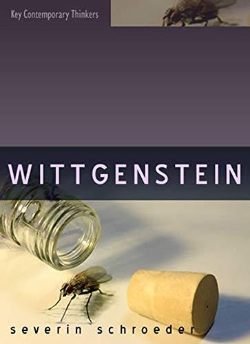 9780745626154: Wittgenstein (Key Contemporary Thinkers)