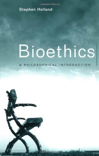 9780745626185: Bioethics: A Philosophical Introduction (Philosophy Today)