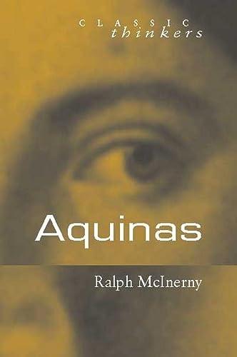 9780745626871: Aquinas