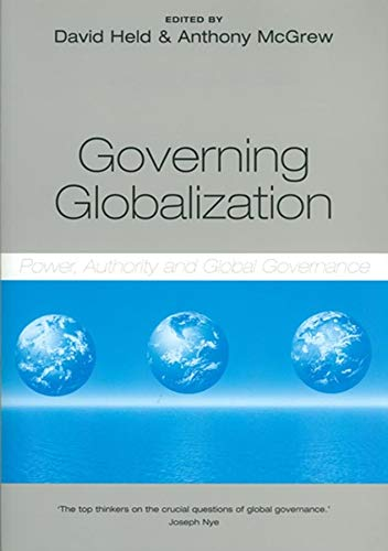 9780745627335: Governing Globalization: Power, Authority and Global Governance