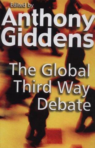 9780745627410: Global Third Way Debate