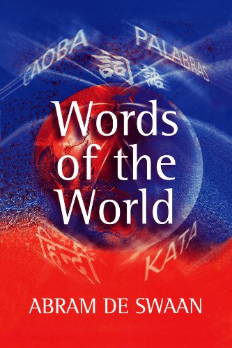 9780745627489: Words of the World: The Global Language System