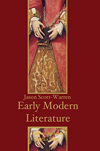 9780745627526: Early Modern English Literature [Lingua inglese]