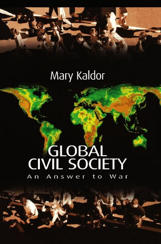 9780745627588: Global Civil Society: An Answer to War