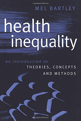 9780745627809: Health Inequality: An Introduction to Concepts, Theories and Methods