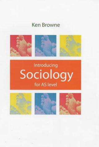 9780745627878: Introducing Sociology
