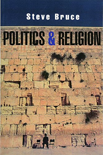 9780745628202: Politics and Religion