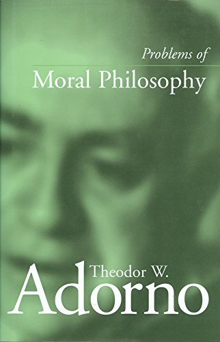 9780745628653: Problems of Moral Philosophy