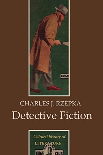 9780745629414: Detective Fiction