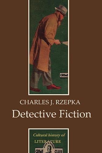 9780745629421: Detective Fiction