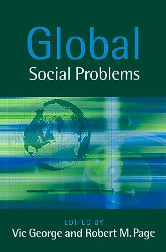 9780745629513: Global Social Problems