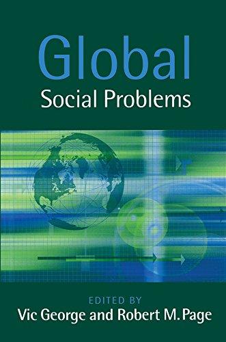 9780745629520: Global Social Problems