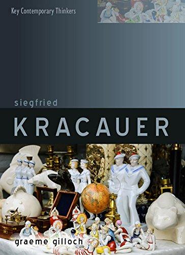 9780745629612: Siegfried Kracauer (Key Contemporary Thinkers)