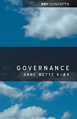 9780745629797: Governance (Key Concepts)