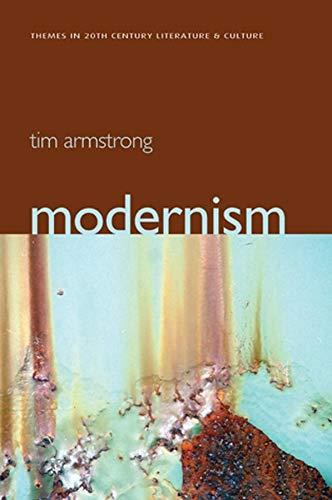 9780745629827: Modernism: A Cultural History