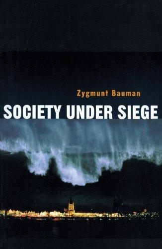 9780745629841: Society Under Siege