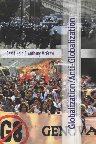 9780745629889: Globalization / Anti-Globalization