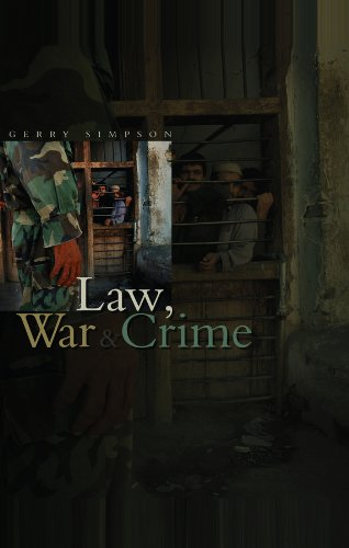 9780745630229: Law, War & Crime: War Crimes, Trials and the Reinvention of International Law