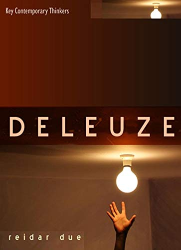 9780745630359: Deleuze (Key Contemporary Thinkers)
