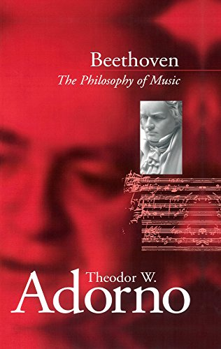 9780745630458: Beethoven: The Philosophy of Music