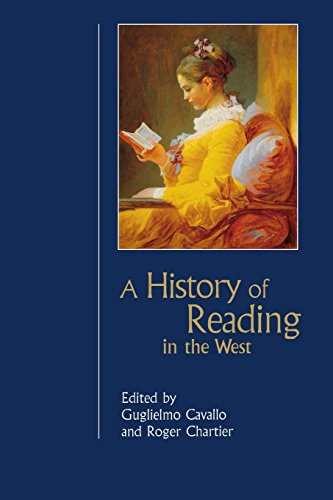 9780745630540: A History of Reading in the West