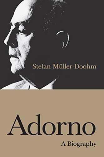 9780745631097: Adorno: An Intellectual Biography