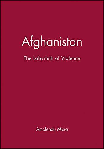 Afghanistan: The Labyrinth of Violence: The Ladyrinth: Amalendu Misra