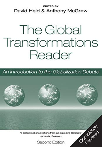 9780745631356: The Global Transformations Reader: An Introduction to the Globalization Debate