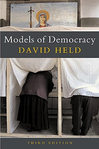 9780745631462: Models of Democracy