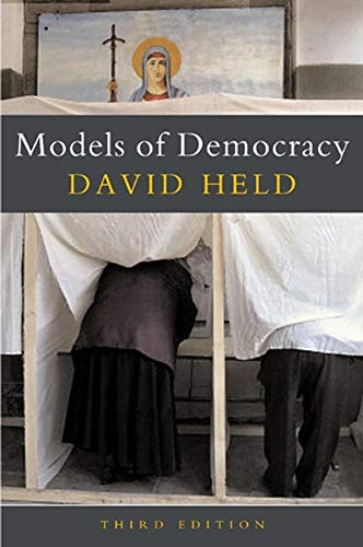9780745631479: Models of Democracy