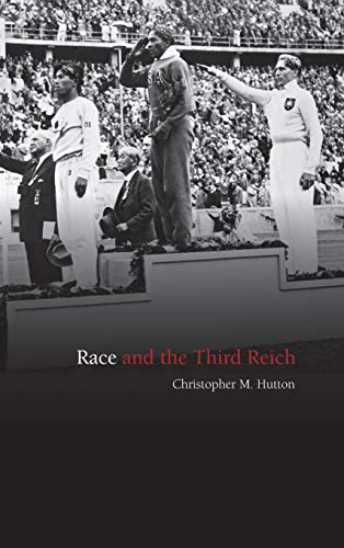 9780745631769: Race and the Third Reich: Linguistics, Racial Anthropology and Genetics in the Dialectic of Volk