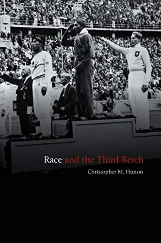 9780745631776: Race And The Third Reich: Linguistics, Racial Anthropology And Genetics in The Dialectic Of Volk