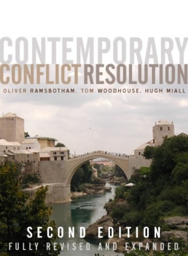 9780745632124: Contemporary Conflict Resolution, 2nd edition